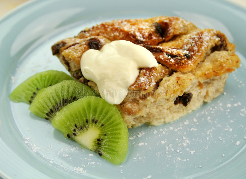 Download Bread And Butter Pudding stock photo. Image of cuisine - 8042312
