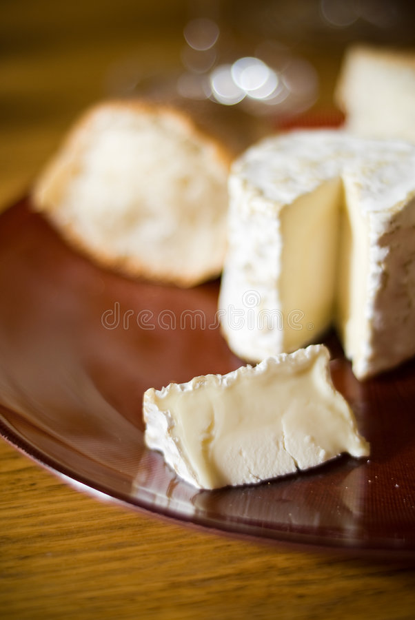 Download Bread and Cheese stock image. Image of healthy, delicious - 8653071