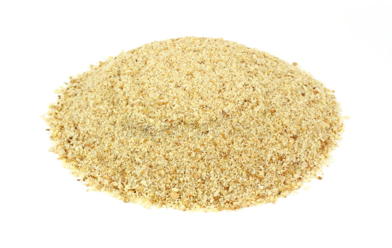 Download Bread crumbs stock photo. Image of bran, flour, processed - 15488880
