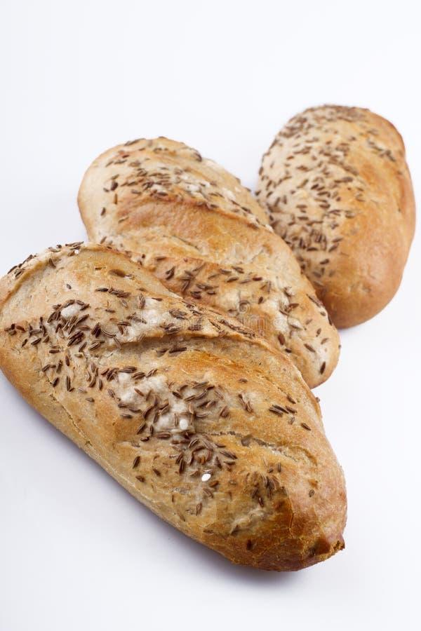 Bread with cumin