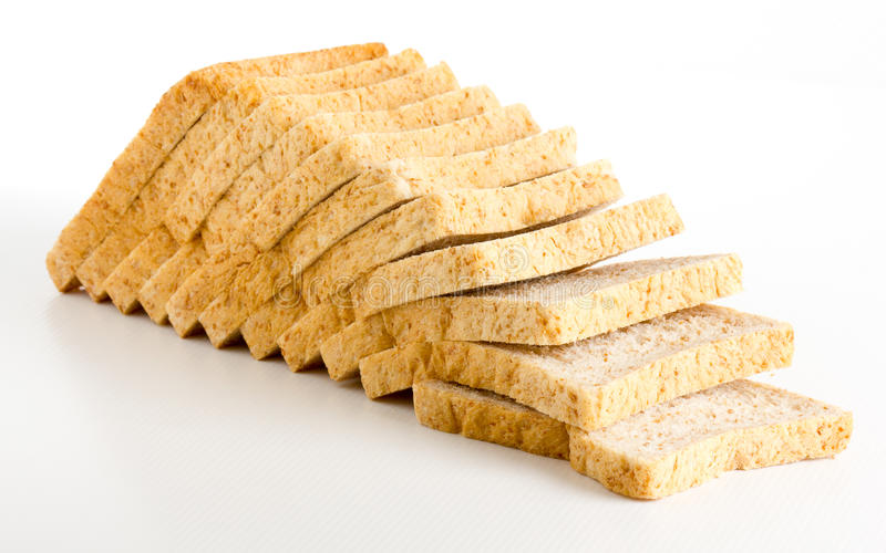 Download Bread Cut Stock Photo - Image: 22088680