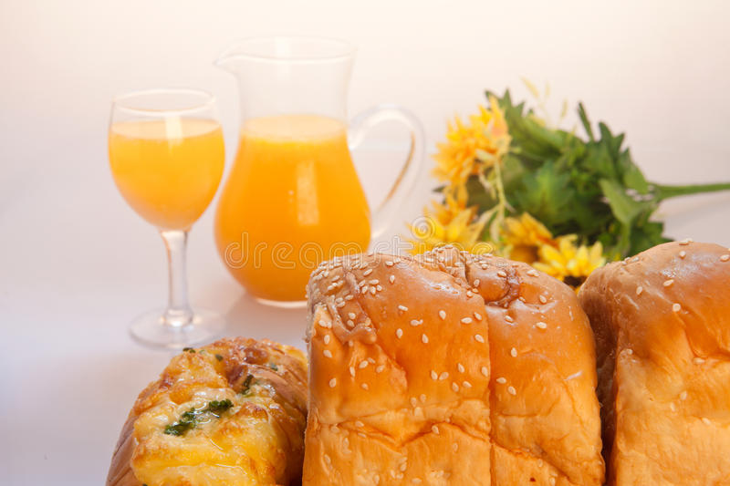 Download Bread with juice stock image. Image of breads, food, flower - 30559719
