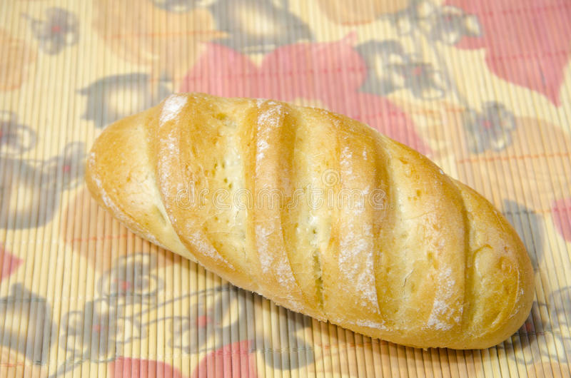Bread loaf. stock photos