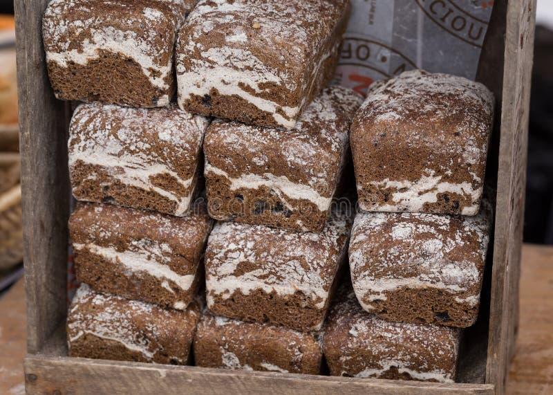 Bread Loaves royalty free stock photo