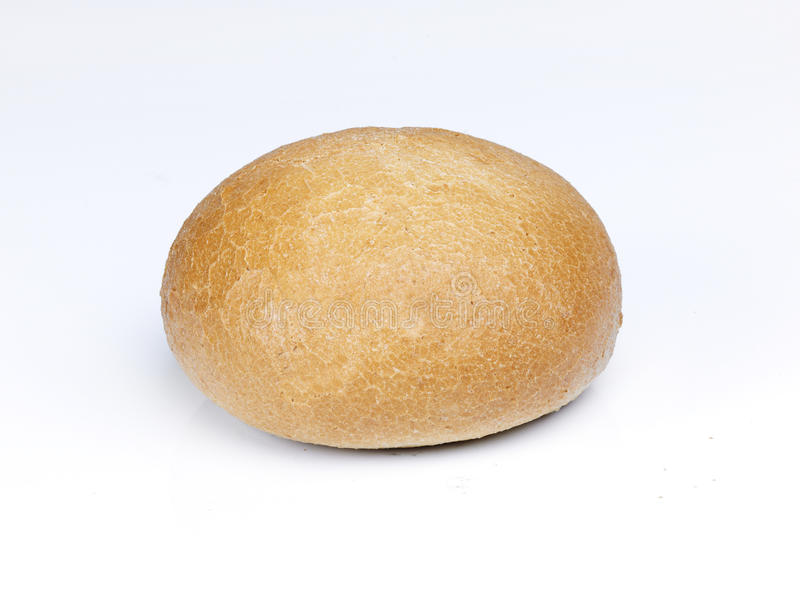 Download Bread Roll stock image. Image of bread, single, round - 25533083