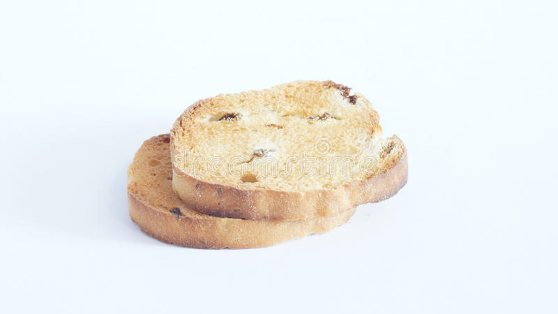 Bread rusks royalty free stock image