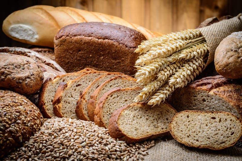 Bread, Rye Bread, Graham Bread, Whole Grain Free Public Domain Cc0 Image