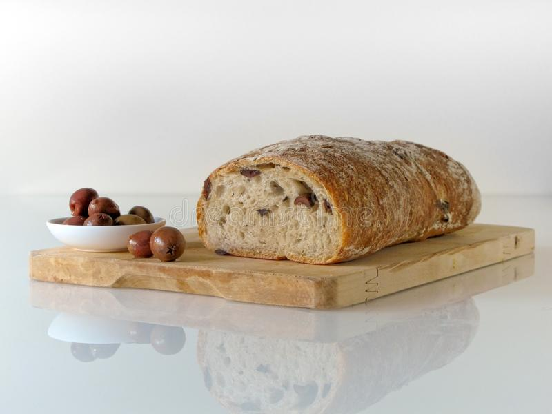 Bread, Rye Bread, Loaf, Baked Goods stock images