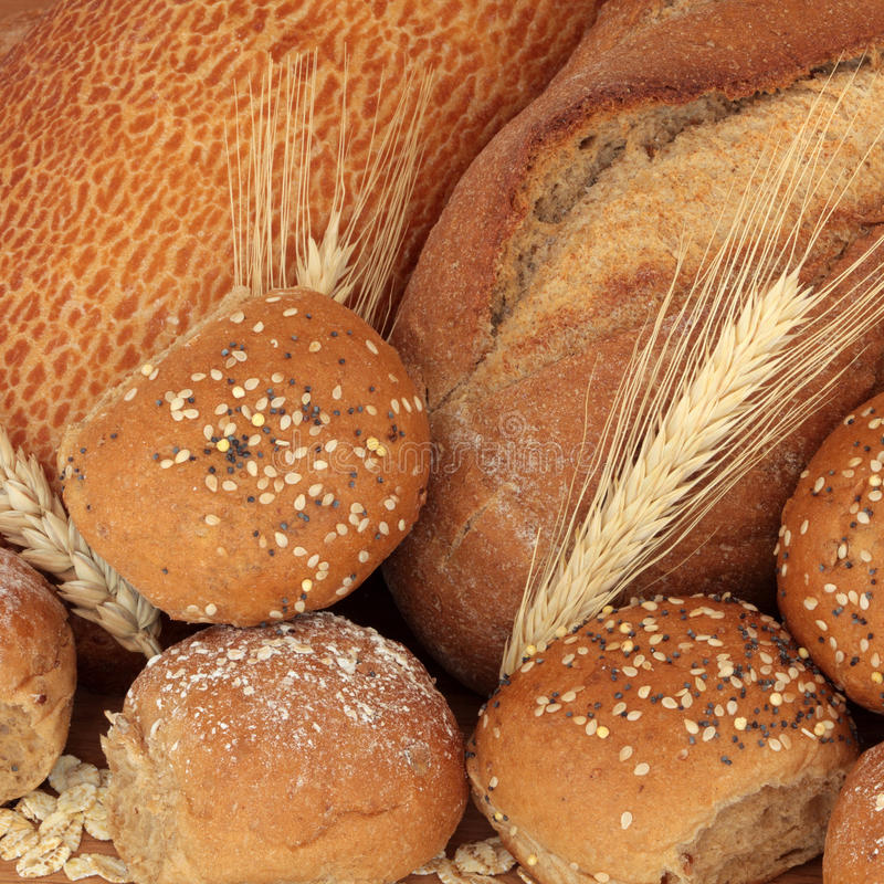 Free Bread Selection Stock Photography - 18171542