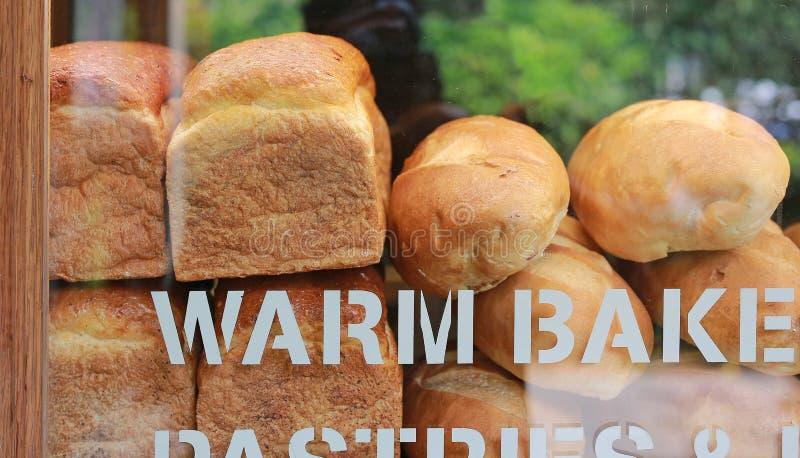 A Bread on the shelf.  stock photos