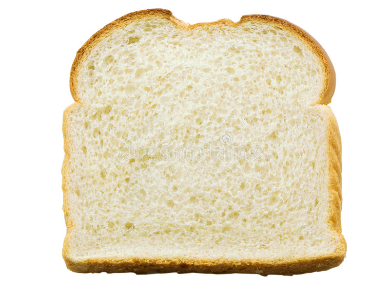 Bread Slice stock photography