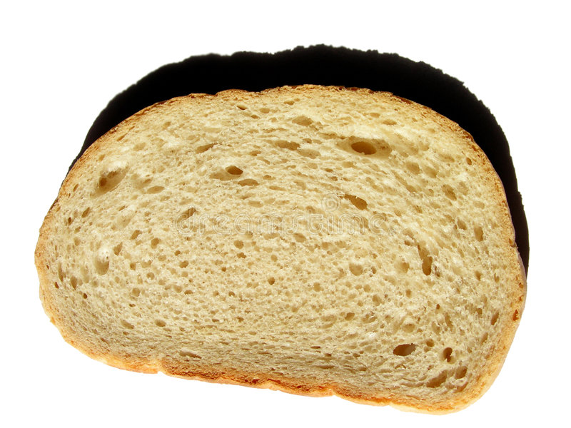 Download Bread Slice Royalty Free Stock Images - Image: 90679