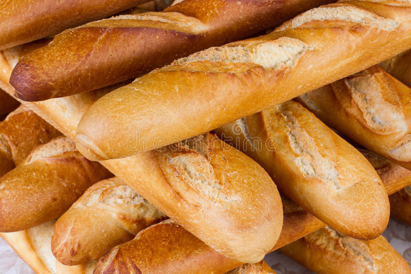 Download Bread stock image. Image of basic, pile, bakery, food - 39501667
