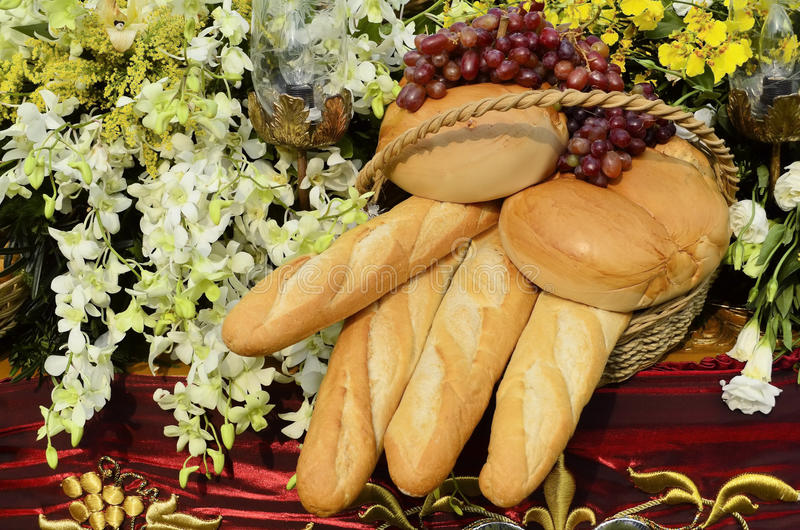 Download Bread Still Life stock photo. Image of products, collection - 27247130