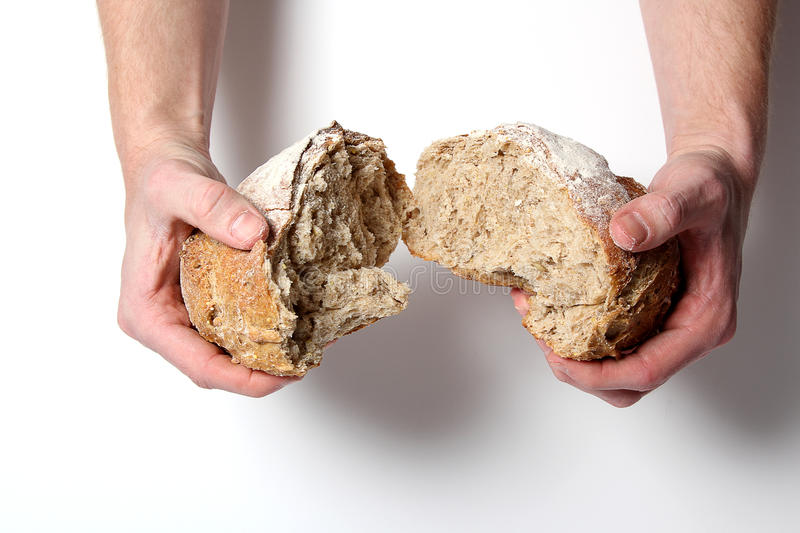 Bread For You stock images