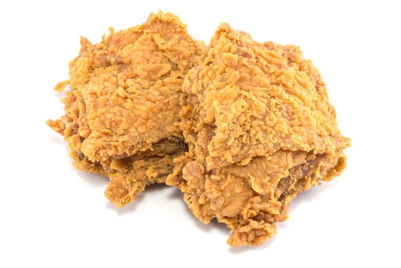 Breaded kurczaków palce zdjęcia royalty free