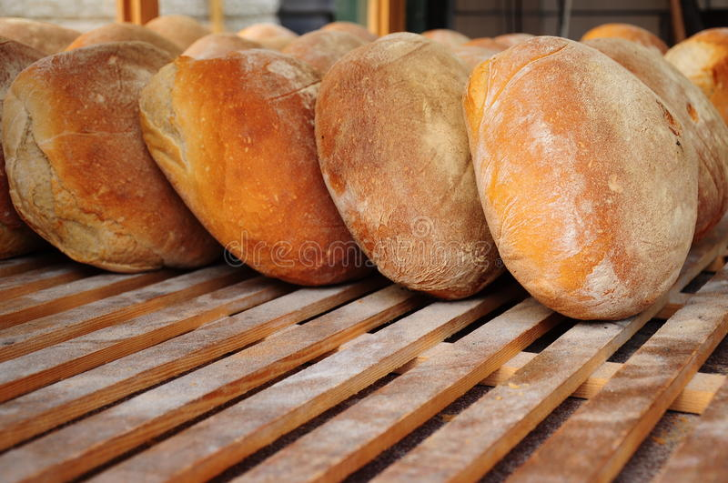 Download Breads stock photo. Image of kitchen, bread, bunch, made - 14784520