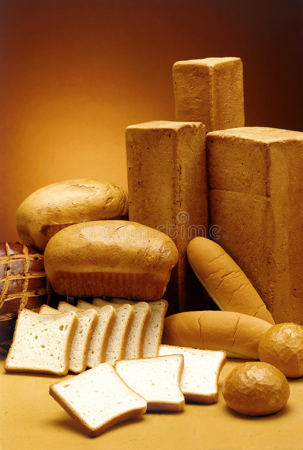Download Breads stock image. Image of flour, meal, baked, healthy - 8300813