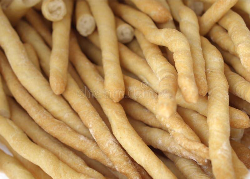 breadsticks стоковое изображение