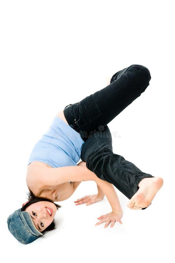 Download Break Dancing stock photo. Image of person, dance, woman - 3688434