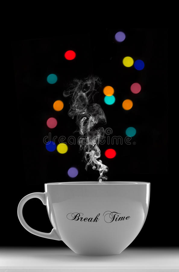 Download Break Time stock photo. Image of isolated, freshness - 42777464