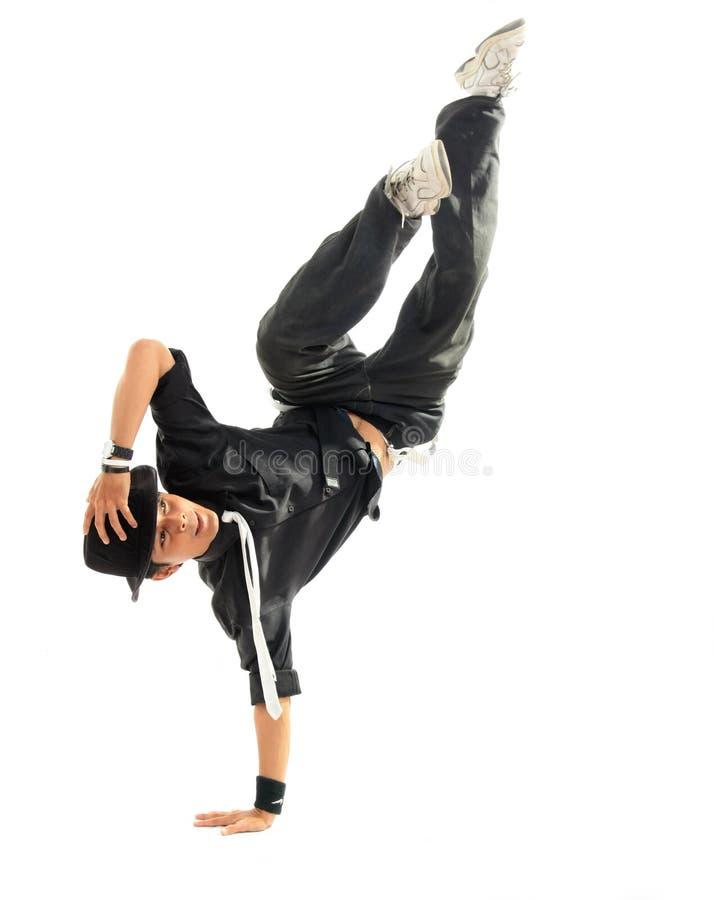 breakdance zdjęcie stock