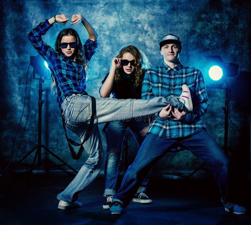 Breakdance fotos de stock