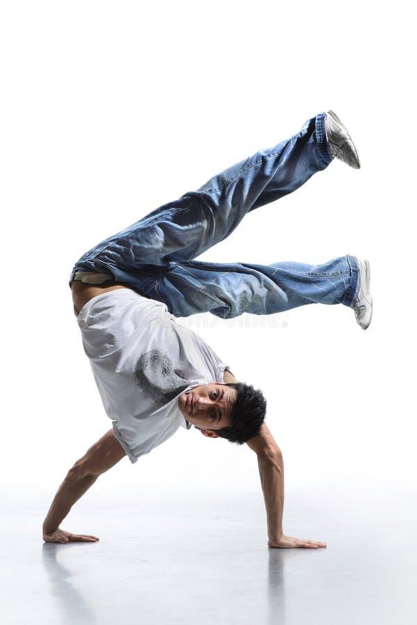 Breakdance stock photography