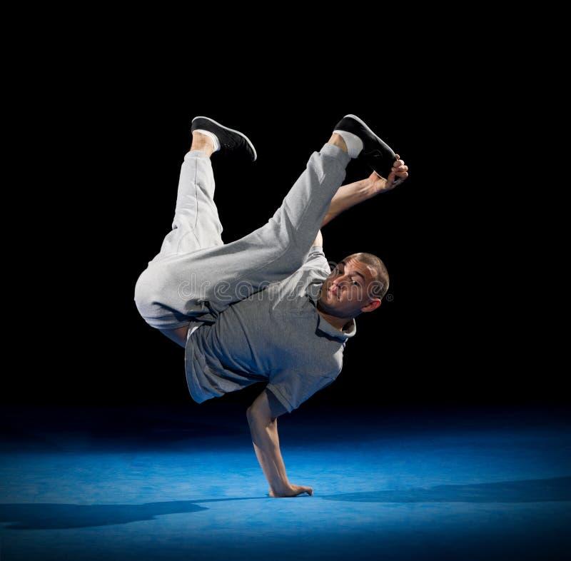 Breakdancer训练 库存照片
