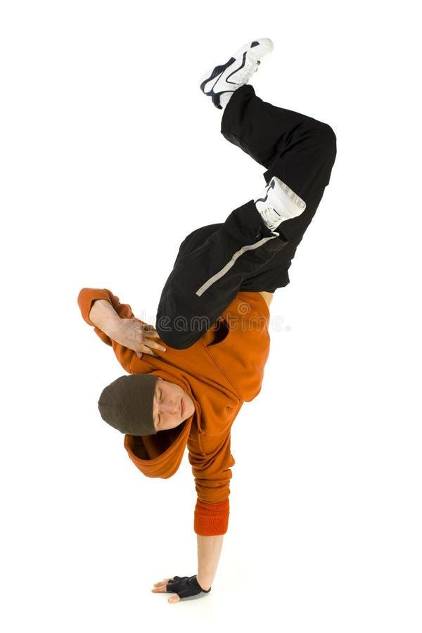 breakdancer стоковое фото rf