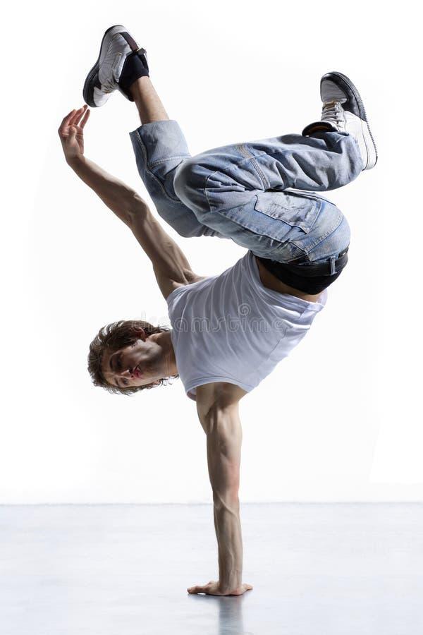 breakdancer стоковые изображения