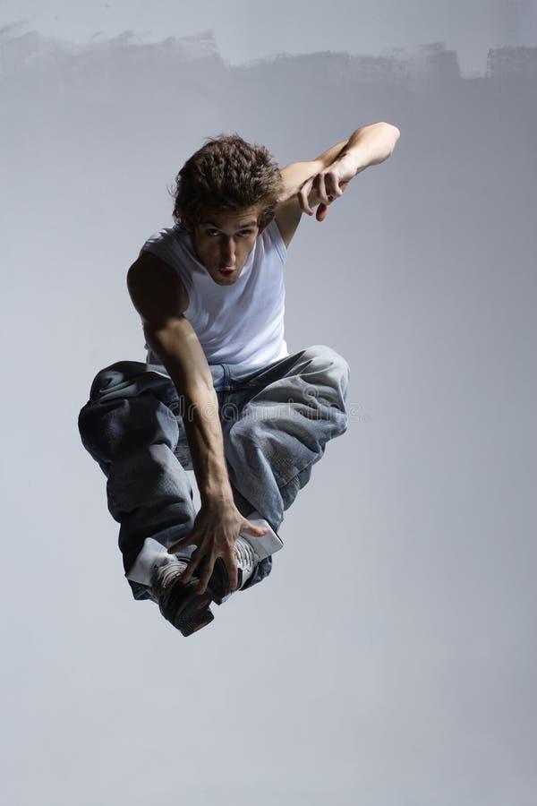 Breakdancer fotografia de stock royalty free