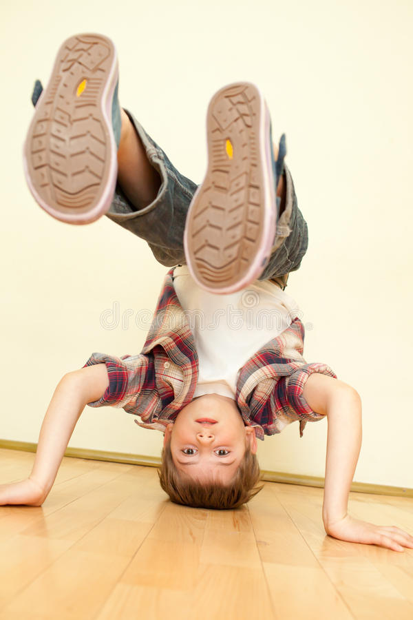 Breakdancer stock photography
