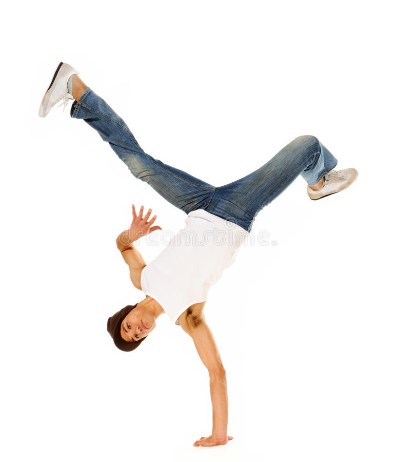 Download Breakdancing Isolated Royalty Free Stock Photo - Image: 22277405