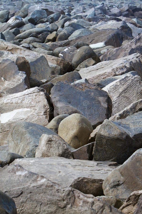 Download Breaker Boulders stock photo. Image of moss, foam, pier - 15577870