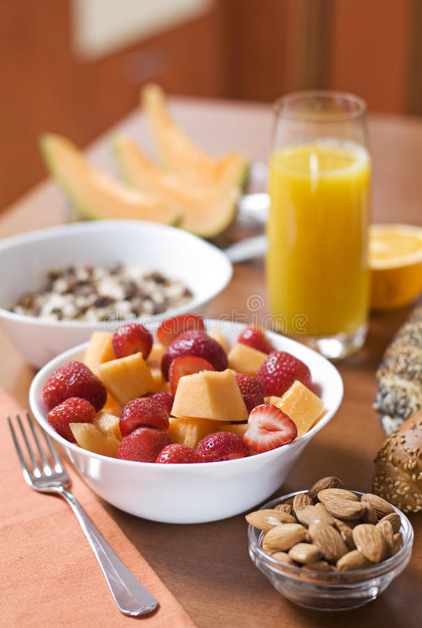 Free Breakfast Stock Images - 10541014