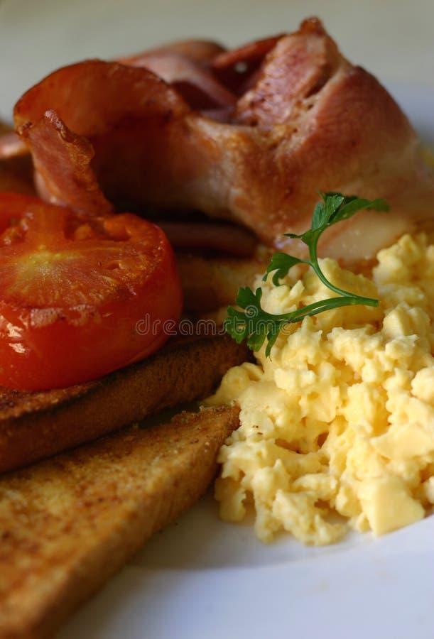 Download Breakfast stock image. Image of bacon, breakfast, tomato - 1410001