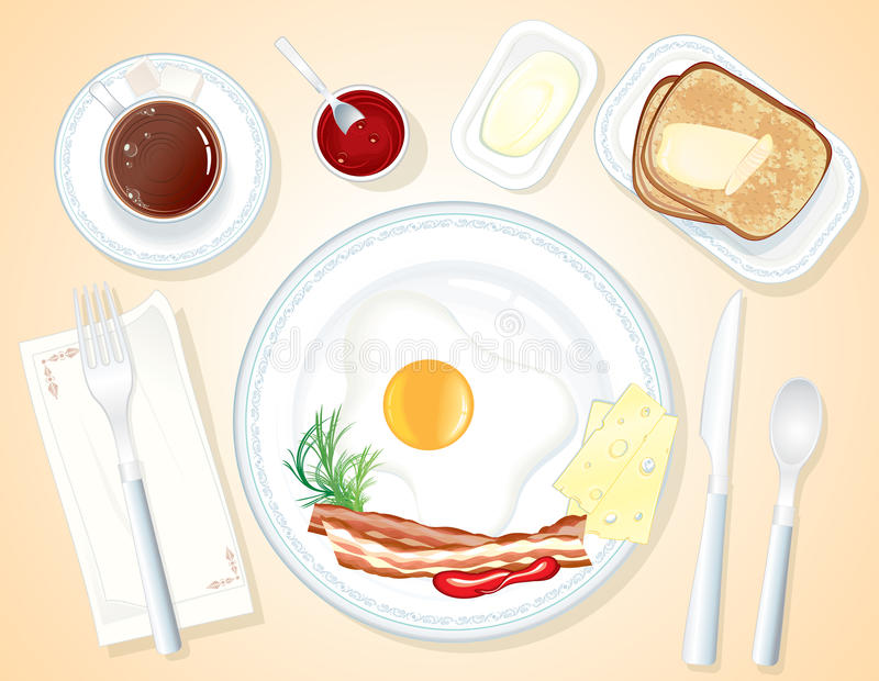 Download Breakfast Royalty Free Stock Image - Image: 14331376