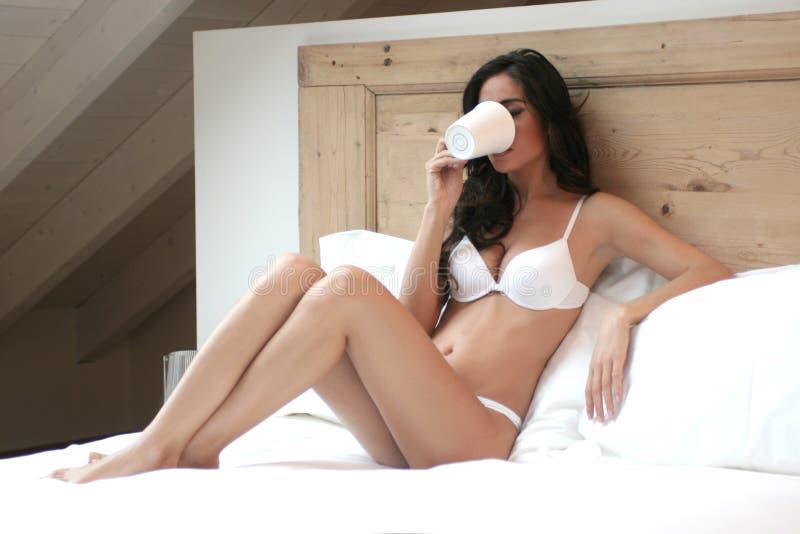 Download Breakfast 148 stock photo. Image of drink, relax, prettu - 4183998