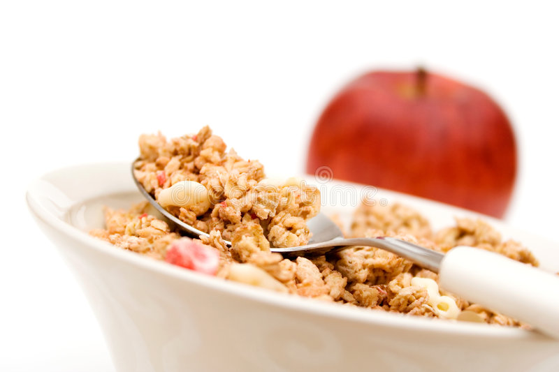 Download Breakfast stock image. Image of fiber, morning, cereal - 1716711