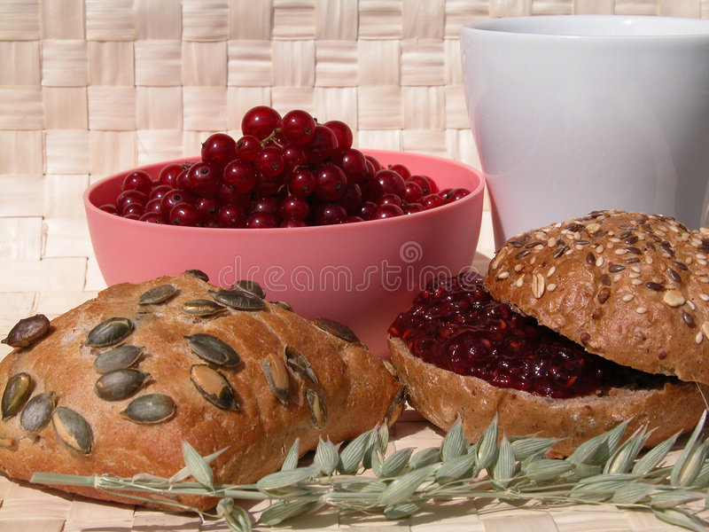 Download Breakfast stock photo. Image of loaf, nutrition, meal, elevenses - 189834