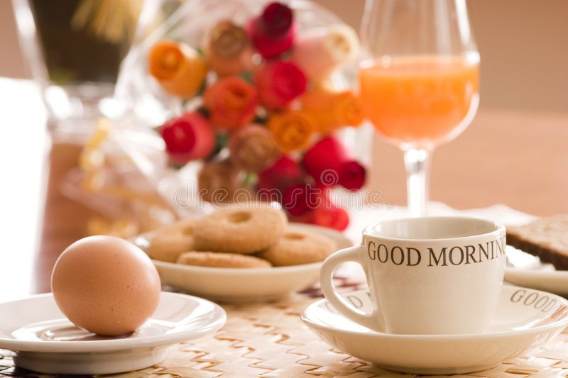 Download Breakfast stock photo. Image of cookies, part, phone, dish - 223966