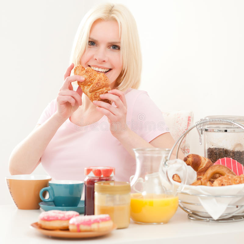 Download Breakfast stock image. Image of decoration, eating, caucasian - 25116423