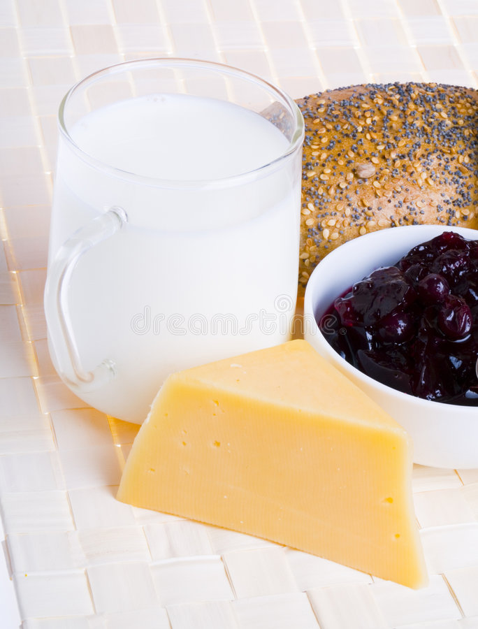Free Breakfast Stock Photography - 3317762