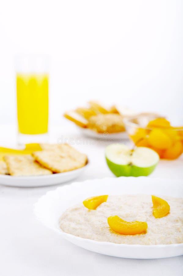 Download Breakfast stock photo. Image of fruit, juice, cereal, refreshment - 7034718