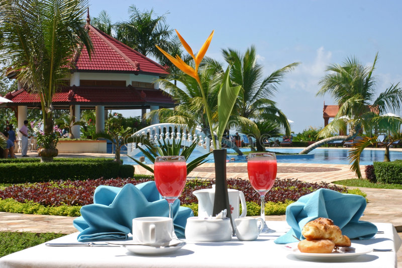 Download Breakfast stock image. Image of flower, meal, breakfast - 7559679