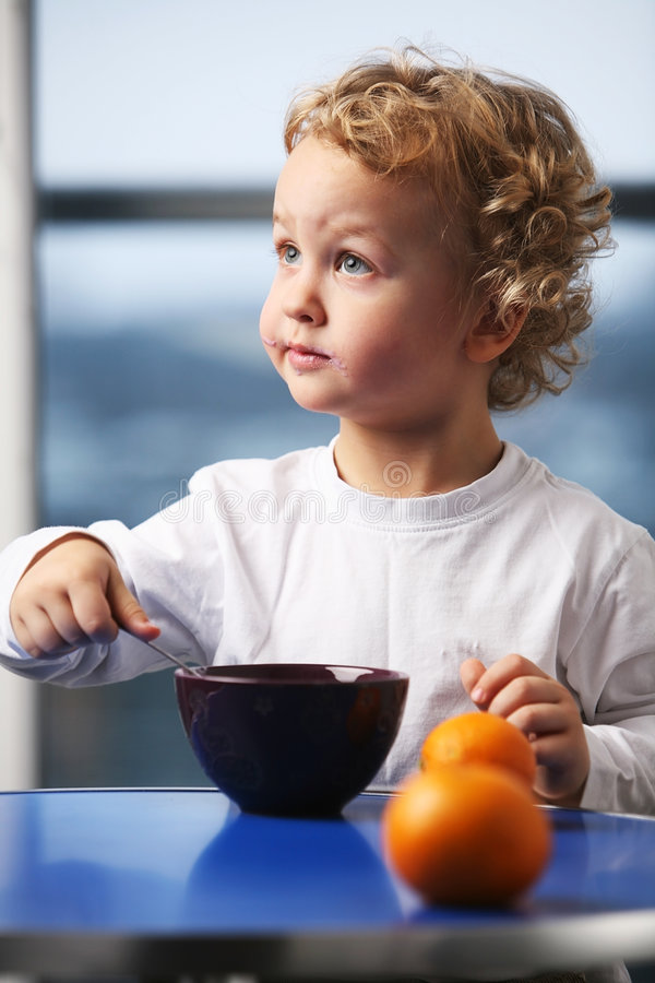 Download Breakfast stock photo. Image of amusing, healthy, lunch - 8289810