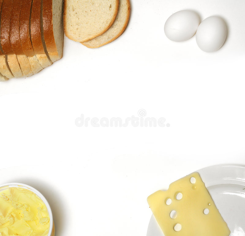 Breakfast royalty free stock photos