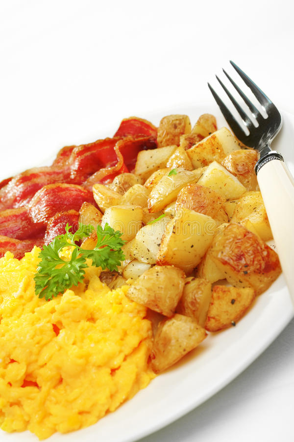 Download Breakfast stock image. Image of potatoes, food, breakfast - 31228389