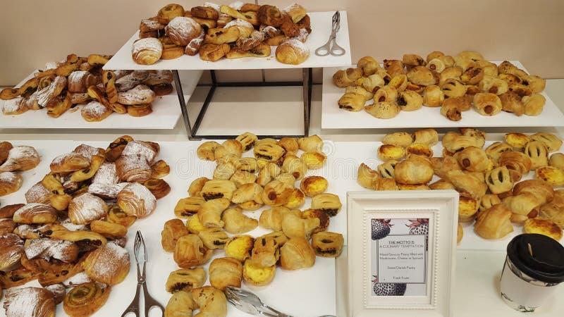 Breakfast buffet stock photography